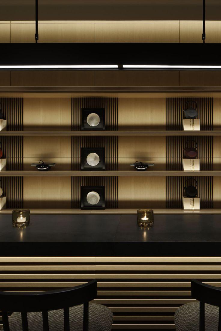 aoyama nomura design / prince sakura tower lounge, takanawa tokyo 私たち はプロフェッショナルな空間プロデュースを通じて、お客様に歓びと感動を提供するとともに、「集客」という最高の価値お届けします