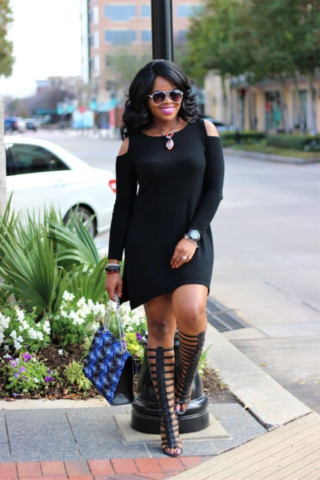 Fashion Bombshell of the Day: Chigi from Houston