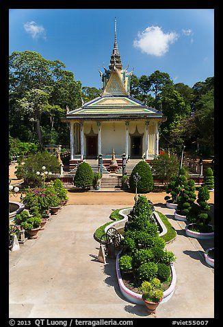 Hang Pagoda. Tra Vinh, Vietnam