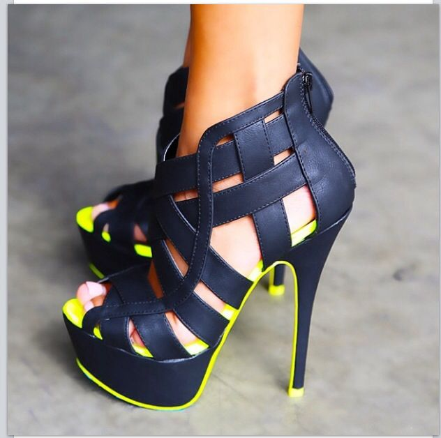 1000  images about Baddest Heels Ever Made on Pinterest | Ladies