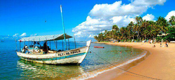 Las 5 playas exóticas que debes visitar si vas a Brasil