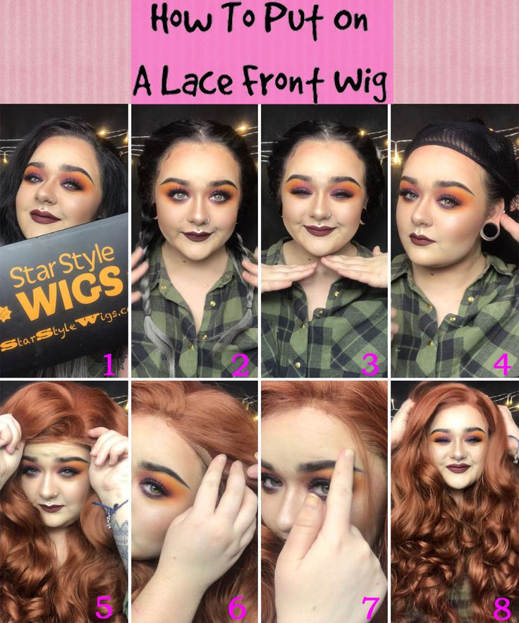 Park Art|My WordPress Blog_How To Make A Lace Front Wig For Beginners