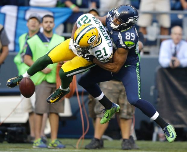 Doug Baldwin, Ha Ha Clinton-Dix