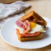 17 Best ideas about Waffle Sandwich on Pinterest | Easy ...