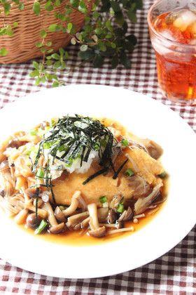 簡単♪和風おろしオムライス by +tonakai+ [クックパッド] 簡単おいしいみんなのレシピが216万品