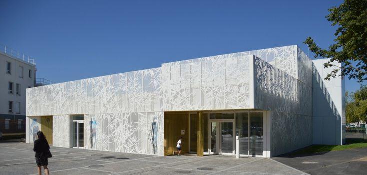 Maison de Santé Pluridisciplinaire, par AGENCE D'ARCHITECTURE HESTERS OYON