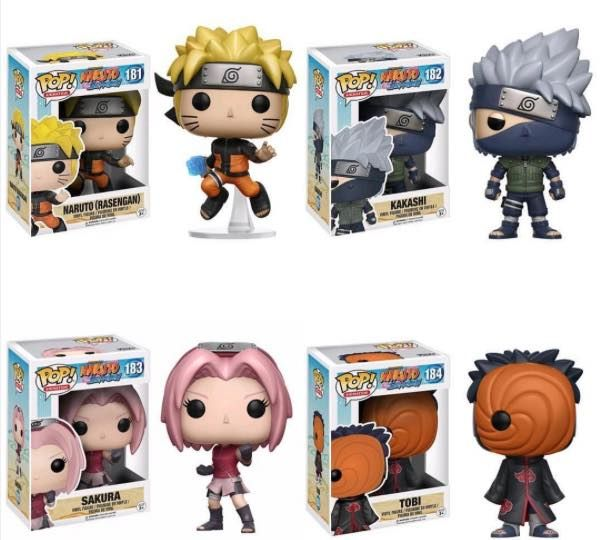 Naruto Series 2 Funko Pops Up for Pre-Order - http://www.entertainmentbuddha.com/naruto-series-2-funko-pops-up-for-pre-order/