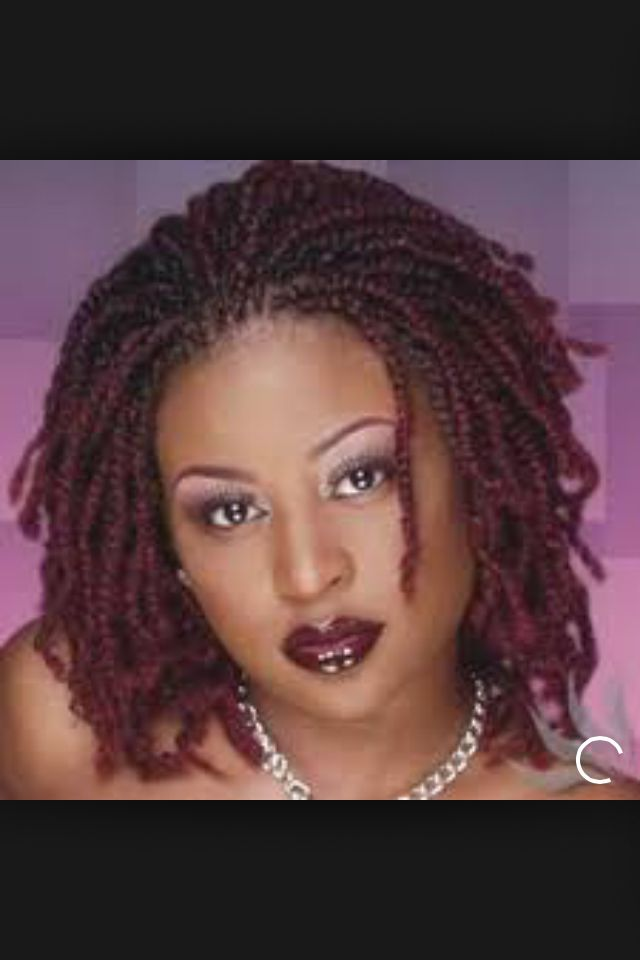 Outstanding 1000 Images About Kinky Twist Styles On Pinterest Short Curly Hairstyles For Women Draintrainus