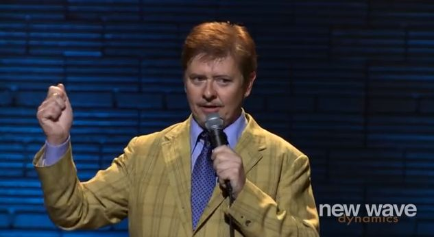 """Comedian Dave Foley: """"There's No 'War on Religion' because Atheists Like Myself Have Zero Political Power"""""""