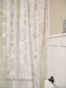 Merveilleux Extended Length Shower Curtain Hooks