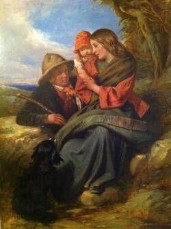 Festmények: festészet-Charles-Dukes