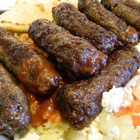 Serbian Sausage Chevapi food #nomnom #foodie #soulfoodserbia