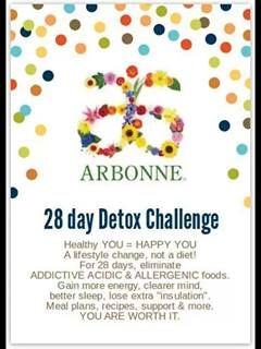 Member News Detail | Arbonne 28 Day Detox Challenge | Colonie Chamber of Commerce | Colonie, NY