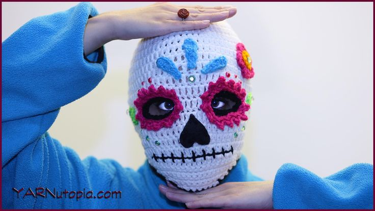 This Halloween season I've been seeing a lot of these Sugar Skulls on display, and they are seemingly becoming more and more popular. The Sugar Skull originates from a tradition born in Mexic…