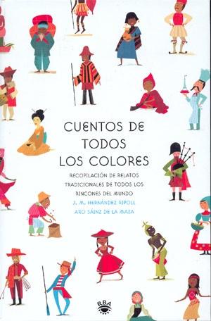 """Cuentos de todo el mundo, de la guía de lectura """"un mundo de cuentos"""""""