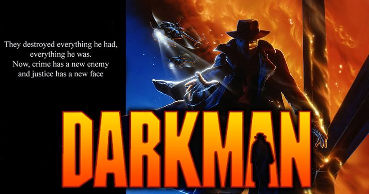 Darkman, il supereroe di Sam Raimi