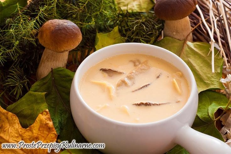 Zupa z suszonych borowików. Przepis: http://www.prosteprzepisykulinarne.com/2012/10/zupa-z-borowikow.html