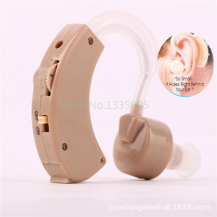 [Visit to Buy] Audifonos Para Sordos 2016 New 1 Pcs Best Cheap Hearing Aid Bte Sound Amplifier Medical Ear Care Aids Device For The Elderly #Advertisement