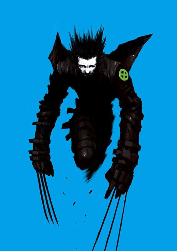 Wolverine: Snikt! // Tsutomu Nihei