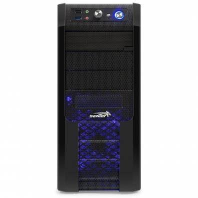 PC Gamer JVTPC ENTIL II AMD FX 6X 8GB Ram HD7770 1GB DD 1TB