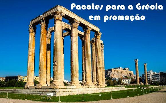 Pacotes em promoção para a Grécia com voos #grécia #atenas #pacotes #viagens #promoções