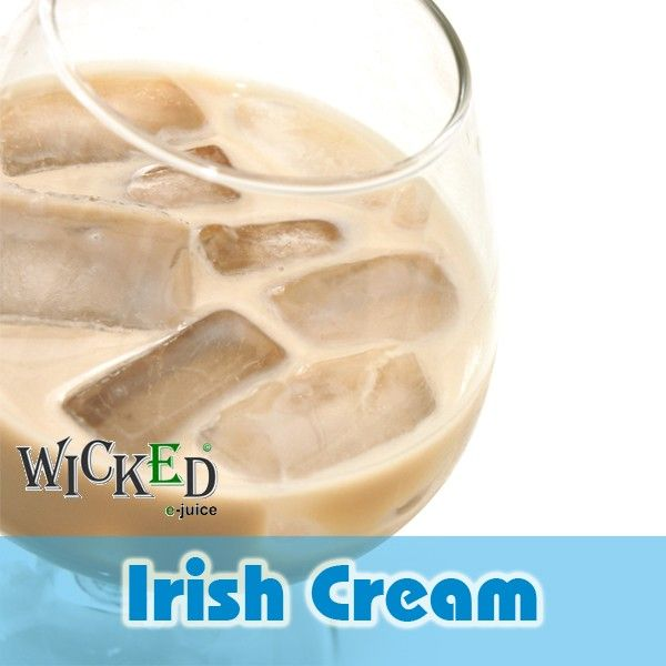 "Irish Cream E Juice: Indulge your taste sensations with our Irish Cream E Juice. A rich and mouth watering liquid thats naughty but nice.... Get 10% off your first order across all products when you buy online at http://www.healthiersmoker.ie please use discount code: ""pinterest"" at the checkout!"