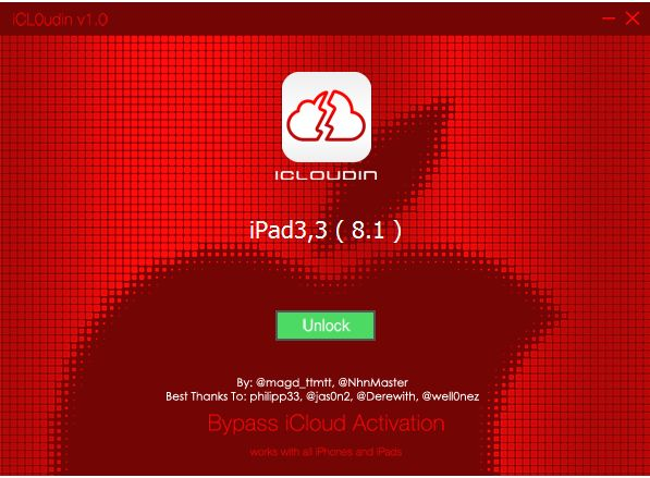 Top 5 icloud bypass software  If you looking for icloud bypass software to unlock and bypass icloud on your iPhoneiPad or iPodhere you will find all software possible to try to unlock icloud via software. First we must warn you that most software to remove icloud from an apple device has probably stopped working or patched by Apple engineers. Apple takes the security of all apple equipment very seriously and when there is a bug or exploit that makes the device vulnerable to unlock by the…