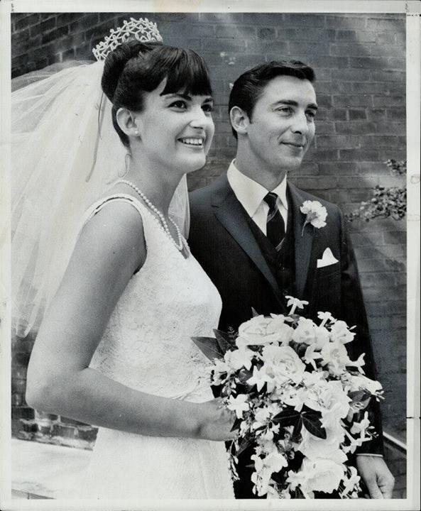 Vintage Wedding Dresses Toronto: 1964. Ian Tyson And Sylvia Tyson. Toronto