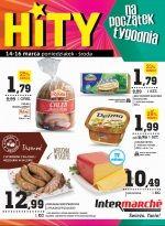 Gazetka Intermarché - Hity na początek tygodnia, 14-16/03