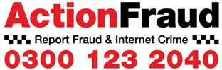 Action Fraud is the UK's national fraud and internet crime reporting centre    We provide a central point of contact for information about fraud and financially motivated internet crime. If you've been scammed, ripped off or conned, there is something you can do about it - get in touch with us.    Action Fraud is not an emergency service - dial 999 if you are in immediate danger.
