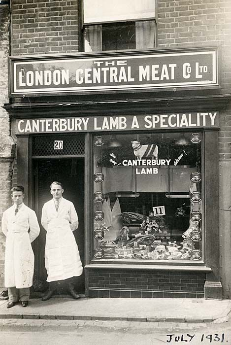 Uniform - London Central Meat Co