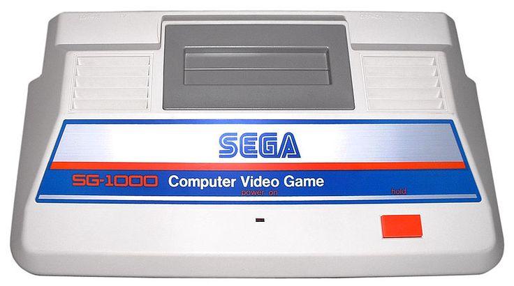 SG-1000 - SEGA (1983)