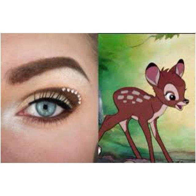 AMAZING Disney Inspired Makeup – Prince of the Forest