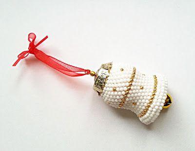 Czwartkowe DIY - dzwonek świąteczny