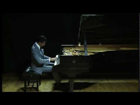 Cyrill Ibrahim plays Mov.3: Allegro Vivace of Schubert Sonata in A minor D.537