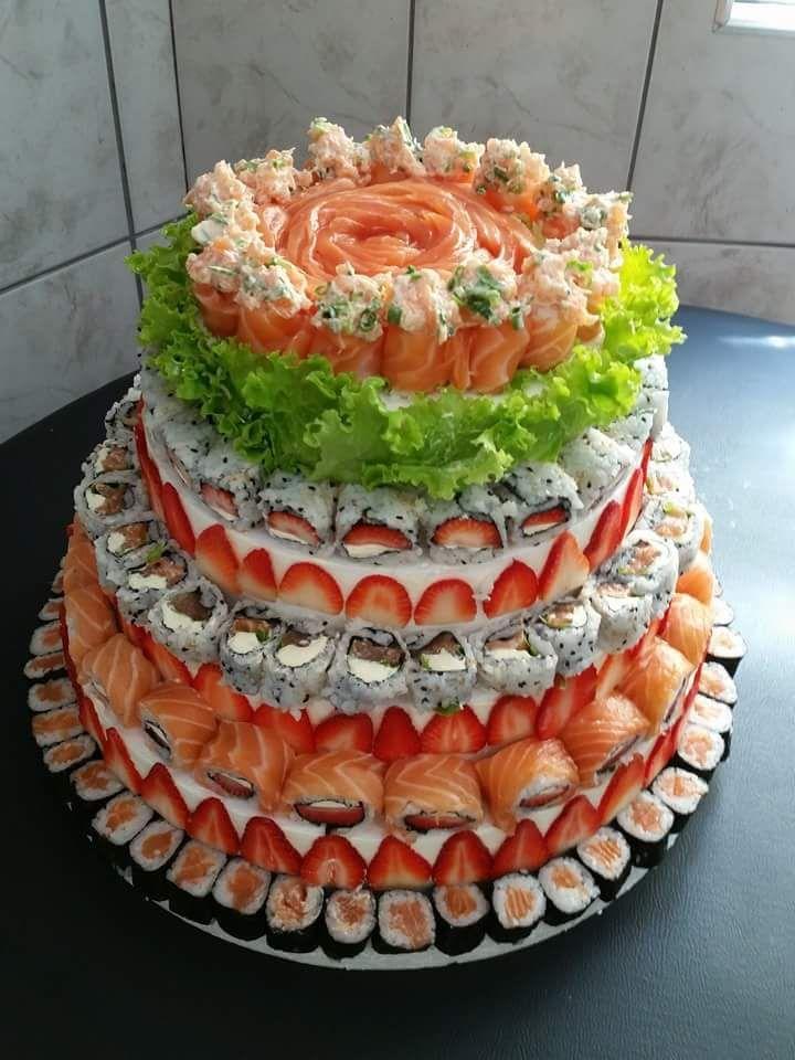 20 magnifiques sushis et makis revisités à couper le souffle... tout simplement incroyable