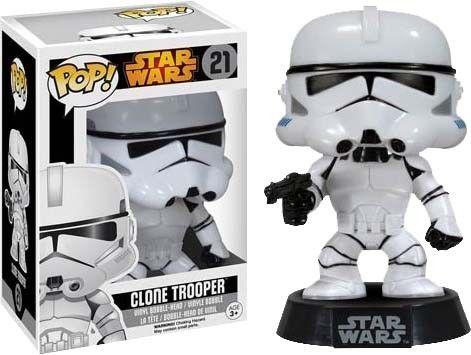 Pop! Vinyl Star Wars - Clone Trooper #21