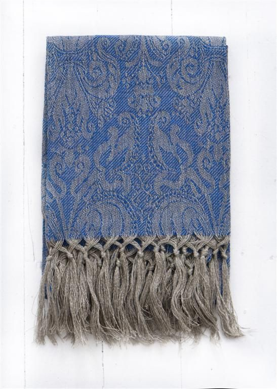 Busatti Hand Knotted Linen Towel http://busatti.com.au/products/hand-knotted-linen-hand-towel