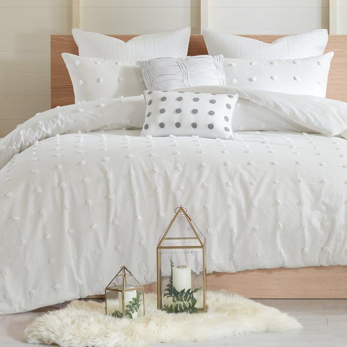 Aiden Comforter Set Comforter Sets Bedding Sets White Comforter