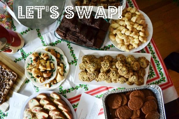 Cookie Swap- I want to do this!