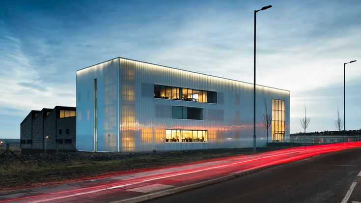 The AMRC Training Centre at the University of Sheffield