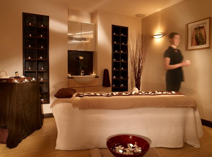 images of facial rooms | luxury spa treatment room