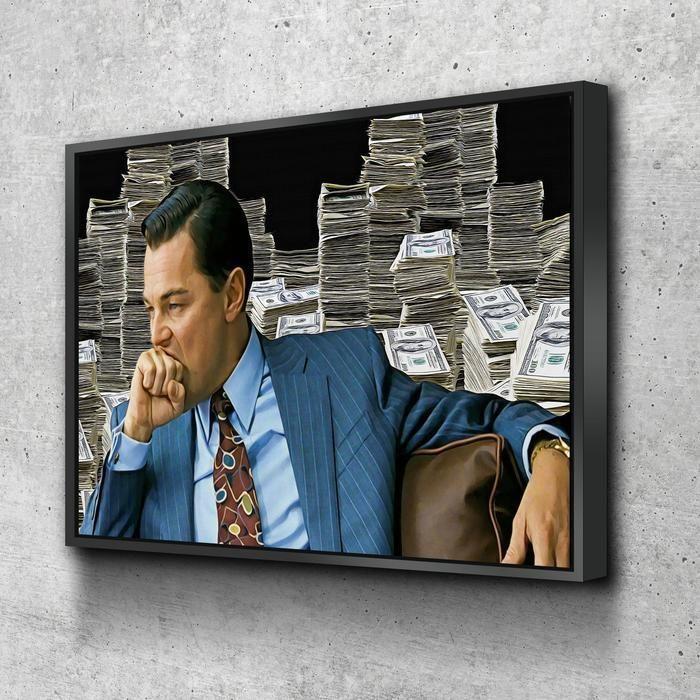 Invincible Premium Canvas Set Canvas Art Printing Wall Art Decor Shop Our Best Selling Wolf Of Wall S Wolf Of Wall Street Wall Art Prints Canvas Art Prints