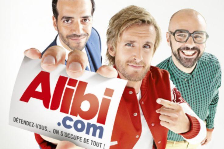 Fun Radio vous offre votre DVD de la comédie Alibi.com qui est sortie au cinéma le 15 février dernier.