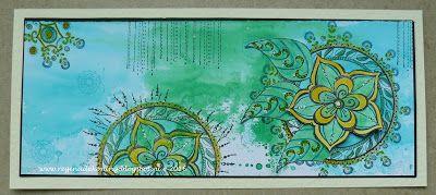Regina's Artfun: Mandala 2