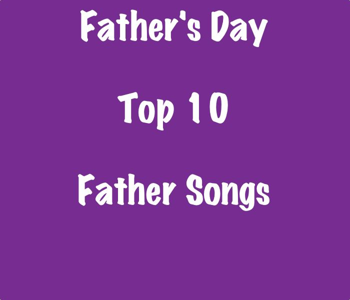 best songs for father's day video