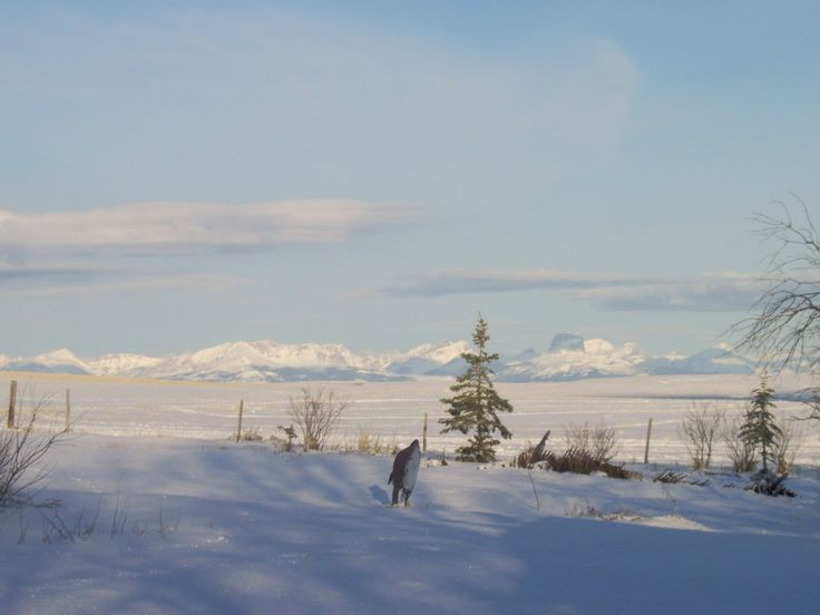 Montana For Real: Magical Disappearing Mountains