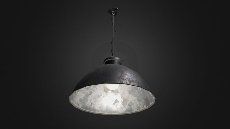 lamp industrial by gromorg