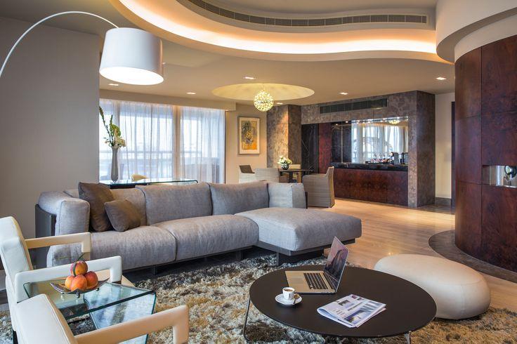 ART Rotana Club Rotana Suite Living Area