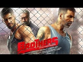 Full Movie Download of Brothers (2015)   Free HD Movie Download